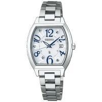 <セイコー腕時計 SEIKO LUKIA セイコールキア レディース ルキア SSVW091&...