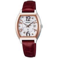 <セイコー腕時計 SEIKO LUKIA セイコールキア レディース ルキア SSVW094&...