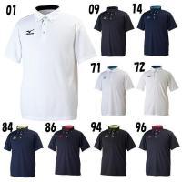 人気のボタンダウンポロシャツ!  ■カラー 01 ホワイト×ブラック・ブルー 09 ブラック×ゴール...