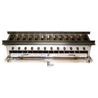 ● 焼き鳥器はマッチ点火で簡単着火。短時間ですばやく焼き上げ調理回転率も良く、素材の旨みを逃がしませ...