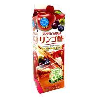 富士薬品オリジナルりんご酢 フジタイムAQUA 1800mL 飲む酢 送料無料