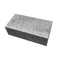 シンプルなコンクリート製レンガ。