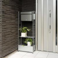 施工の手間や壁面を傷つける事なく、置くだけの簡単設置!