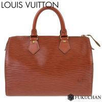 【商品名】LOUIS VUITTON      エピ スピーディ25      ミニ ボストンバッグ...