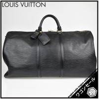 【商品名】 LOUIS VUITTON エピ キーポル55       ボストンバッグ 旅行/出張 ...