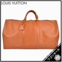 【商品名】 LOUIS VUITTON エピ キーポル60       ボストンバッグ 旅行/出張 ...