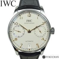 【商品名】IWC ポルトギーゼ 7DAYS      オートマティック メンズ 時計    【型番】...
