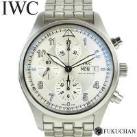 【商品名】IWC スピットファイア      クロノグラフ 自動巻き      メンズ 腕時計/時計...