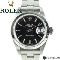 【商品名】 ROLEX オイスターパーペチュアルデイト       レディース 腕時計  【型番】 ...