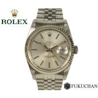【商品名】ROLEX デイトジャスト  【型番】 16234  【シリアル】E番(1991年頃製造)...