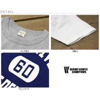 WAREHOUSE ウエアハウス   オフシャルライセンスカレッジTシャツ (DePaul University) dp-02