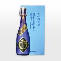 山田錦を40%まで精米して、じっくり丹念に醸し出した大吟醸原酒。上質で程よい吟醸香とバランスの良い豊...