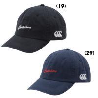 カンタベリー (CANTERBURY) ラグビー WASHED CAP AC08277 ウォッシュド キャップ(ac08277)