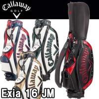 Callaway Exia 16 JM   サイズ:9.0型/47インチ対応 素材:合成皮革 重量:...