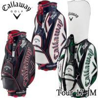 Callaway Tour 17 JM  【サイズ】 9.5型 / 47インチ対応  【素材】 合成...