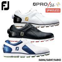 FOOT JOY Pro/SL Boa SPIKELESS
