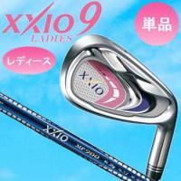 DUNLOP XXIO9  【ヘッド素材】 フェース:チタン(Super-TIX PLUS for ...