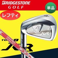 BRIDGESTONE TOUR B JGR HF2  【ヘッド素材】 ボディ:#4〜9/軟鉄、ポリ...