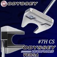 ODYSSEY WORKS VERSA #7H CS HORIZONTAL  【ヘッド素材】 ステン...