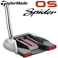 TaylorMade OS SPIDER  【ヘッド素材/フェース素材】 ステンレススチール(304...