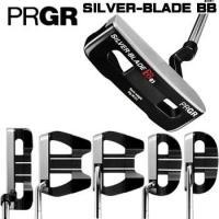 PRGR SILVER-BLADE BB  【素材】 フェース:アルミ(A6063) ボディ:ステン...