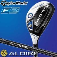 TaylorMade GLOIRE F2  【ヘッド素材/フェース素材】 ステンレススチール[450...