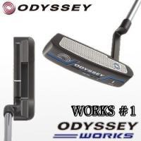 ODYSSEY WORKS  【ヘッド素材】 ステンレススチール   【グリップ名】 O-WORKS...