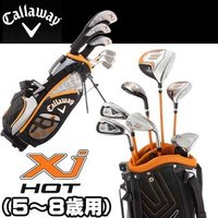 Callaway 7本組((1W,3W,5H,7I,9I,SW,PT) ヘッド素材:DR・FW・UT...