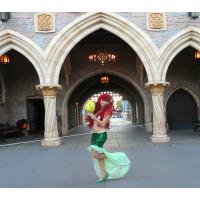 ディズニーハロウィン コスチューム 人魚姫のコスプレ衣装/豪華セクシードレス/代引不可