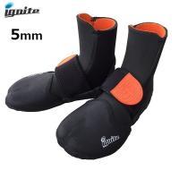 【商品名】: Ignite 5mm サーフブーツ 【サイズ】:20cm 21cm 22cm 23cm...