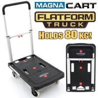 宅配便送料無料   MAGNA CART マグナカート フラットフォーム トラック 耐荷重80kg ...