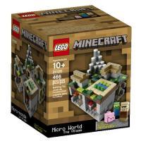 LEGO レゴ マインクラフト マイクロワールド ザ ヴィレッジ 21105  【並行輸入品】輸入品...