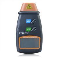 レーザーでモーター・プロペラ等の回転数を測定できるタコメーターです 2.5〜99999RPM/分まで...