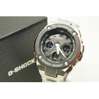 ・メーカー G-SHOCK  ・品番 GST-W100D-1A4JF  ・色 シルバー/ブラック/レ...