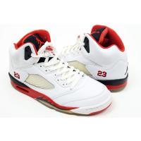 ・メーカー:NIKE  ・カラー:WHITE/FIRE RED-BLACK  ・サイズ:US10.5...