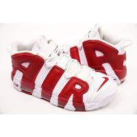 ・メーカー:NIKE  ・カラー:WHITE/WHITE-GYM RED   ・サイズ:US10.5...