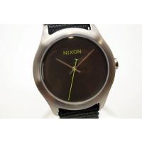 ・メーカー NIXON  ・モデル名 MOD  ・品番 A348 147  ・ムーブメント 日本製M...