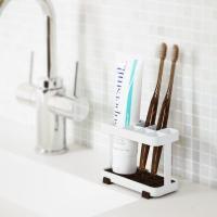 歯ブラシスタンド「タワー」(ホワイト)【歯ブラシ 歯ブラシ立て 歯ブラシホルダー ハブラシ 立て たて 歯ぶらし 歯みがき 歯磨き ハミガキ】