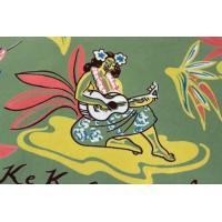サンサーフ/長袖アロハシャツ/Sun Surf/HAWAIIAN HULA レーヨン長袖ハワイアンシャツ【SS27761】145番色(グリーン)