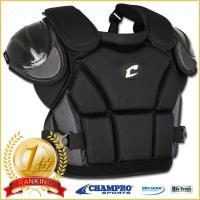 Champro(チャンプロ)Pro-Plus アンパイア用のチェストプロテクターです。   野球にも...