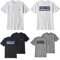 パタゴニア Patagonia Tシャツ P-6ロゴ ポケット Tシャツ