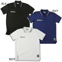 半袖 ポロシャツ メーカー:アスレタ(ATHLETA) カラー: 【10】WHT 【70】BLK 【...
