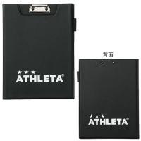 サッカー フットサル 作戦バインダー メーカー:アスレタ(ATHLETA) カラー:BLK サイズ:...
