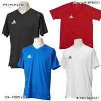 サッカー フットサル 半袖 プラシャツ Tシャツ メーカー:アディダス (adidas) カラー: ...