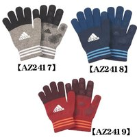 スポーツ用 手袋 メーカー:アディダス adidas   カラー: 【AZ2417】コアヘザー 【A...