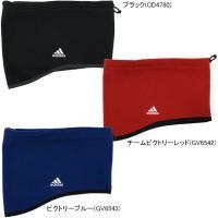 サッカー フットサル ネックウォーマー アディダス adidas カラー: ブラック(CD4780)...