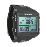 メーカー:スピンツオ(SPINTSO) カラー:【GR】 【BK/OR】  時計モード・レフリーモー...