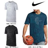 スウッシュ アーチ Tシャツ  ナイキ ドライ メンズ バスケットボール Tシャツは、速乾性に優れた...
