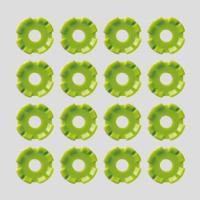 商品名 アタッチメント  カラー ライトグリーン  素材 ポリアセタール  原産国 中国製  ・16...