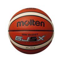 名入れ無料 モルテン molten バスケットボール ミニバスケットボール 5号球 検定球 BGJ5X